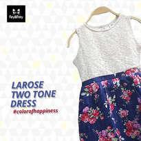 Baju Anak Larose Two Tone