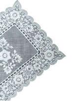 Taplak Meja Placemate Bordir Handmade Full Krancang