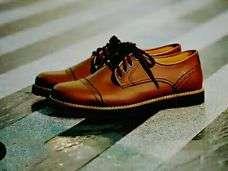 Sepatu Pedro Shoes Denmusi Footwear Coklat