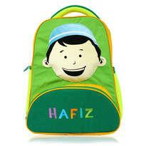 Tas Ransel Sekolah Hafiz Hijau