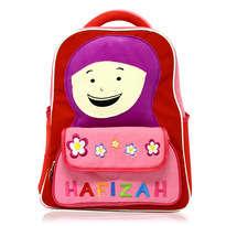 Tas Ransel Sekolah Hfaizah Merah