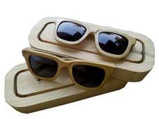 Kaca Mata Bambu 2