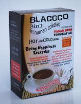 BLACCCO - Minuman Cokelat Coklat Varian Pasak Bumi