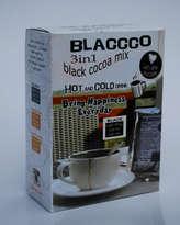 BLACCCO - Minuman Cokelat Coklat Varian Black
