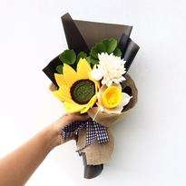 Bunga Flanel Matahari
