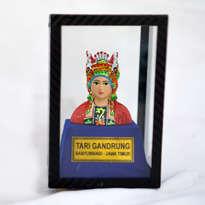 Souvenir Penari Gandrung