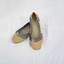 Sepatu Batik Coklat Goni