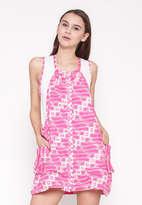 Najma Parang Top - Pink