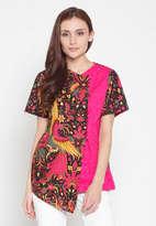 Sanghai Batik Embos - Pink