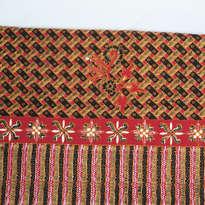Kain Batik Semi Tulis Motif Lintring Kombinasi