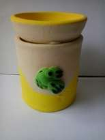 Tungku Aromaterapi 5 (Kuning)