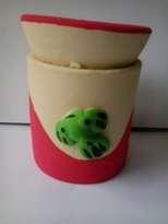 Tungku Aromaterapi 5 (Pink Cream)