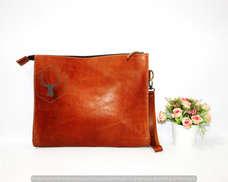 Sleeve Bag Kulit Unisex
