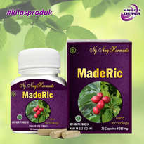 Herbal Asam Urat Maderic