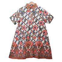 Dress Batik A Line