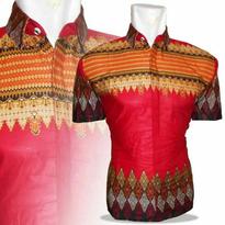 Kemeja Batik Pria P094