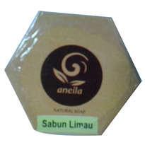 Natural Soap Limau