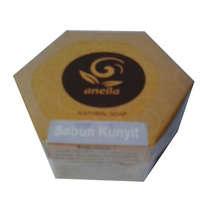 Natural Soap Kunyit