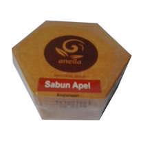 Natural Soap Apel