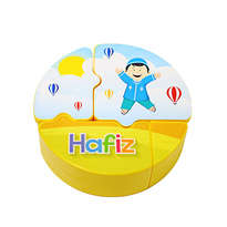 Puzzle Lunch Box hafiz