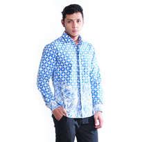 Tobablue Kawung Batik Shirt