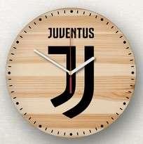 Odiaz Jam Dinding Logo Juventus 2017