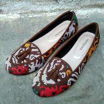 Dayak Coklat Shoes