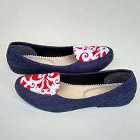 Dayak Denim Shoes