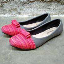 Lurik Merah Shoes
