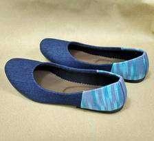 Makasar Denim Shoes