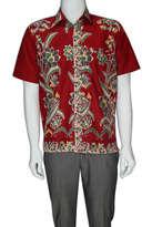 Batik Unggul Jaya Hem Cibulan 100