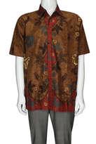 Batik Unggul Jaya Hem Sewu Kutho 36