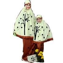 Mukena Shilhoutte Size L (Anak Umur 6-7th)