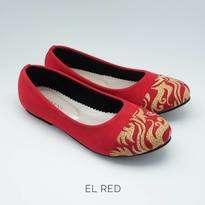 El Red Shoes