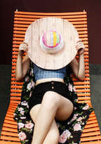 Smoothie Bowl Summer Hat