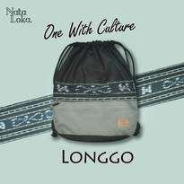LONGGO - Drawstring Bag