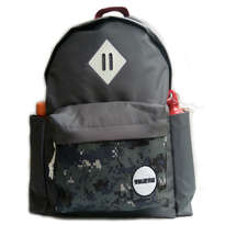 Guienu Tas Ransel Sekolah Backpack Schoolbags Nilon Cordura Army Digital Grey