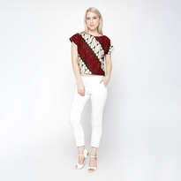 Shena Blouse - Red