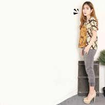 Blouse Batik BA105A