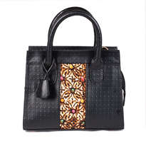 Hand Bag Mini Tas Tangan Hitam MR209
