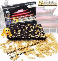 Milk Chocolate with Nuts Inside by Cokelat Semarangan