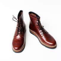 Holarocka Rocka 03 goodyear welt boots