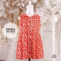 Naranja Shirt Dress