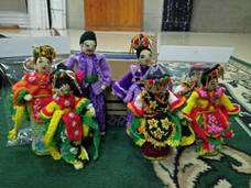 Boneka Rajut Nusantara