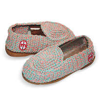 Pantofel Paddle (Sepatu Rajut)